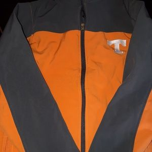 Tennessee Volunteers jacket with fleece lining